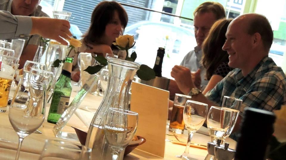 Bexhill Chamber Business Networking Revolving Assaggi