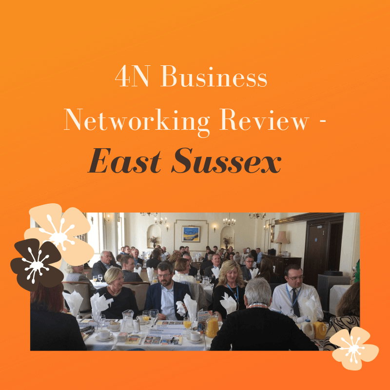 4N Business Networking Review - East Sussex