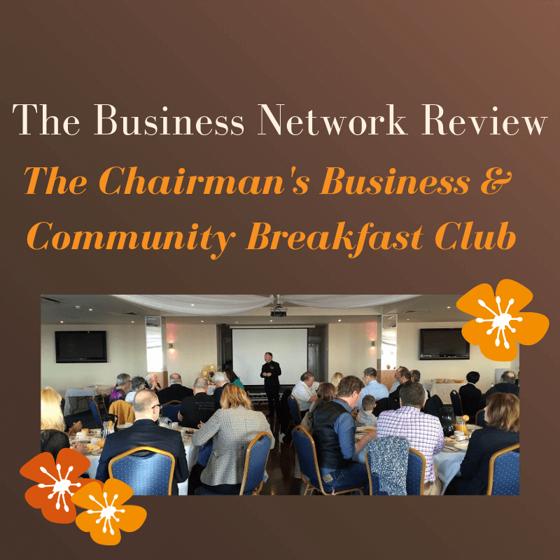 The Business Network Review - The Chairman's Business & Community Breakfast Club