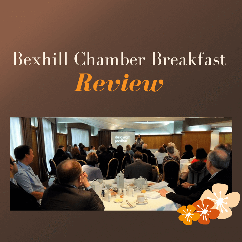 Bexhill Chamber Breakfast Review