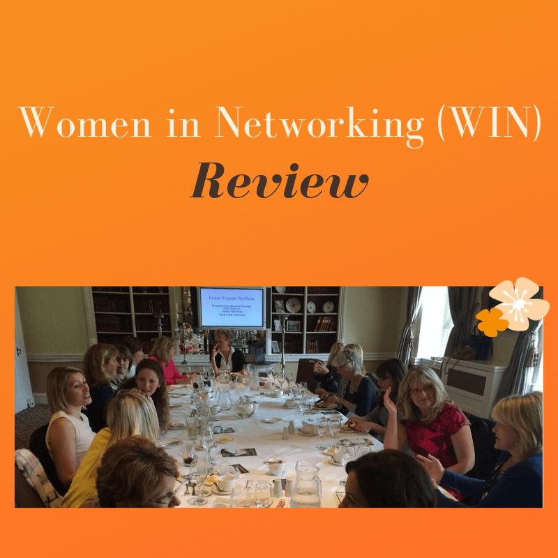 Women in Networking (WIN) Review