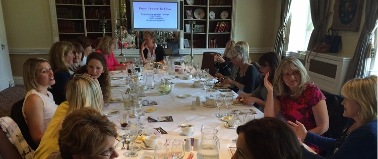 Women in Networking meeting