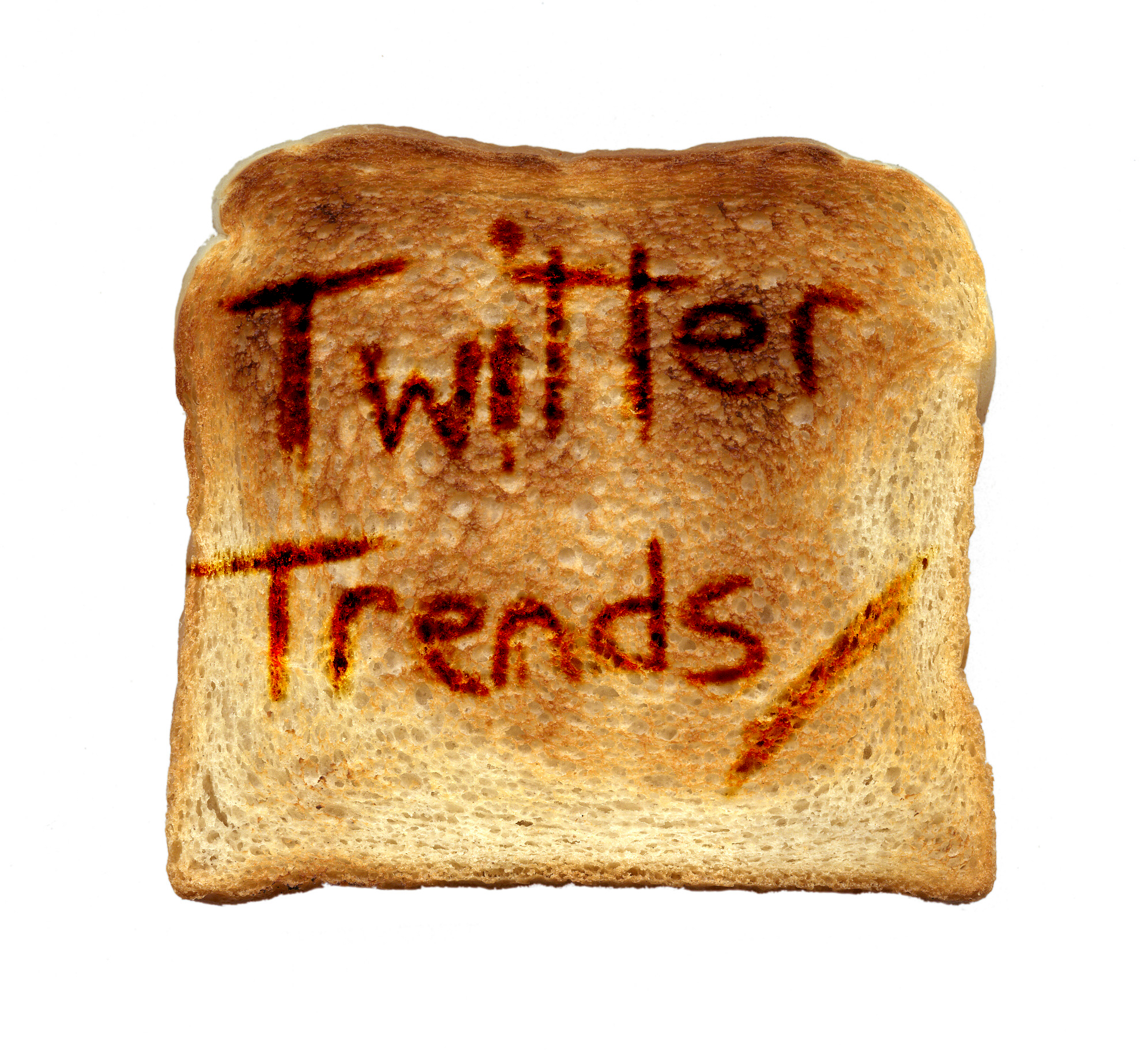 toast and twitter