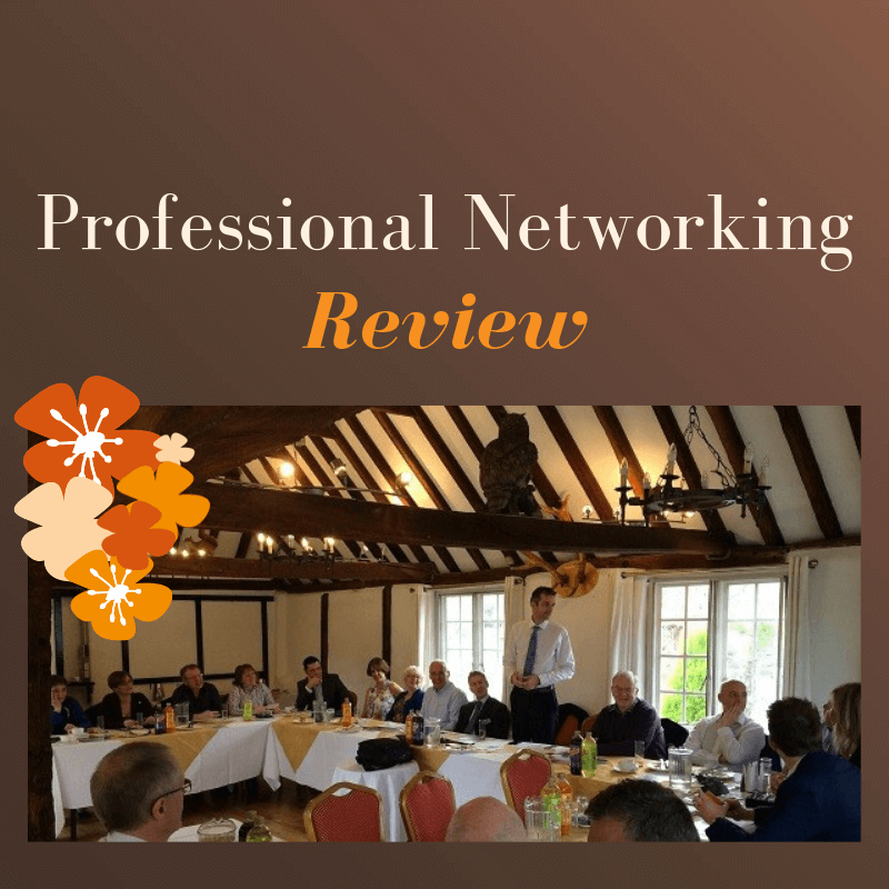 Professional Networking Review