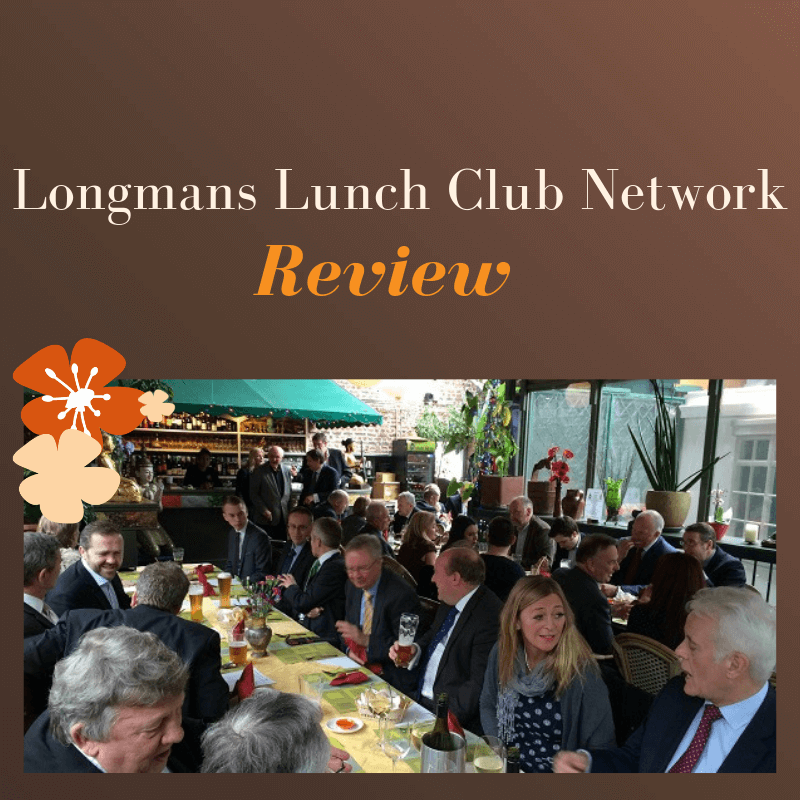Longmans Lunch Club Network Review