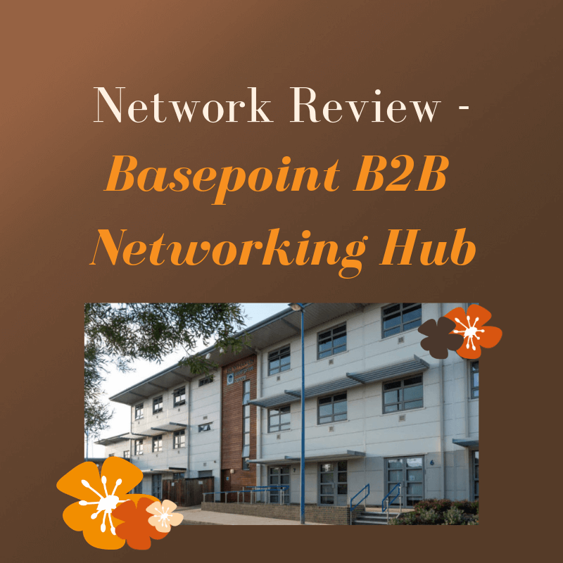 Emma Pearce gives a more detailed insight into the networking event held at Basepoint Newhaven
