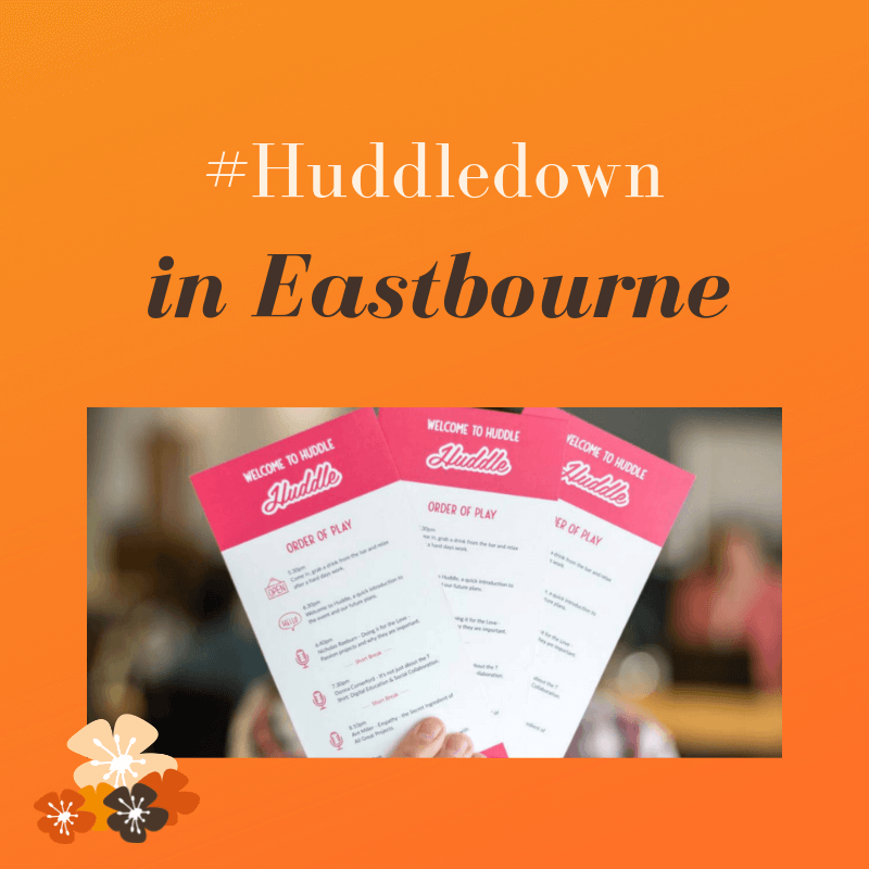 Huddle down in Eastbourne