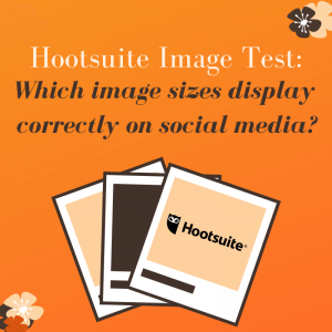 Hootsuite Image Test: which image/photo sizes display correctly on social media platforms?