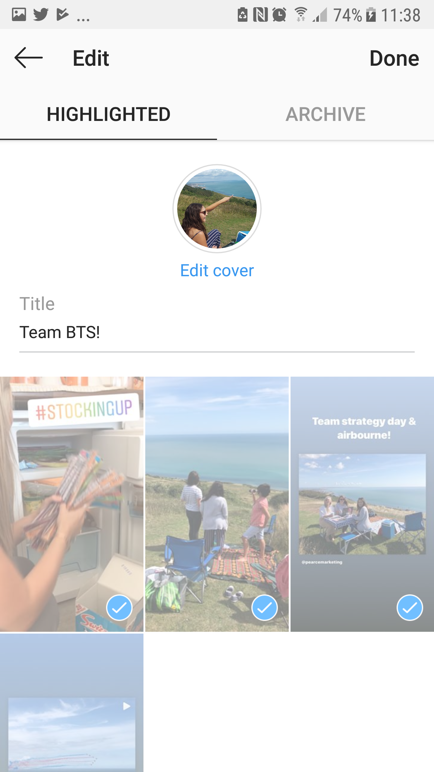 How to use Instagram Stories and Highlights for your business!