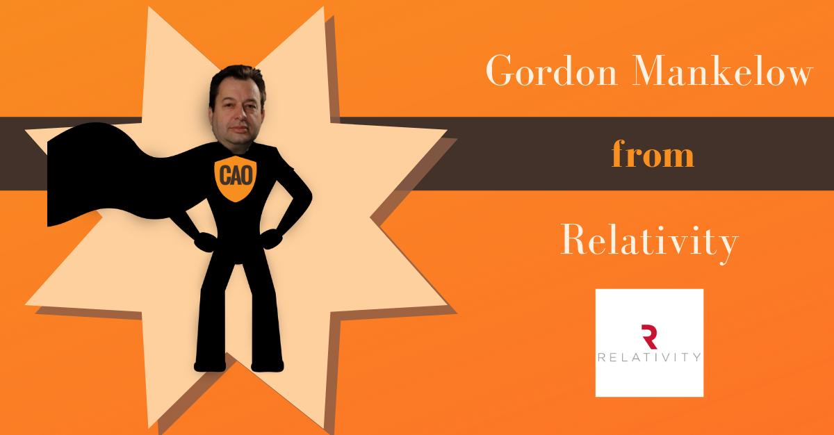 CAO - Gordon - March 2019