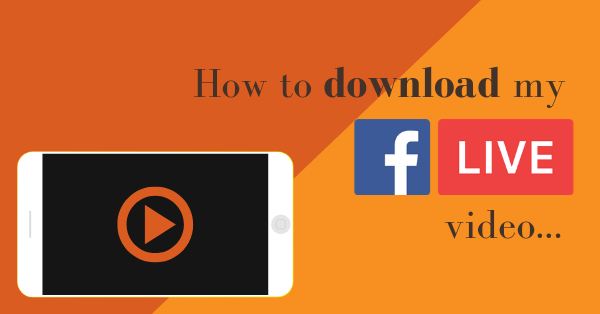 How to download Facebook Live video | Pearce Marketing Consultants