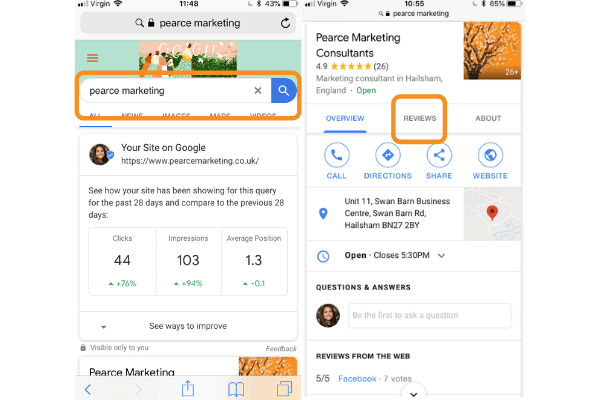 How to get Google reviews for your business - Updated Jan 2019